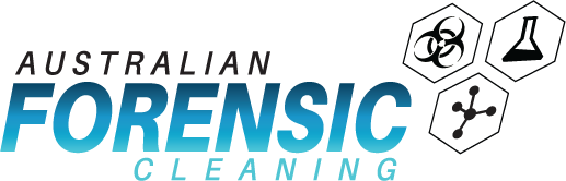 Australian Forensic Cleaning Logo