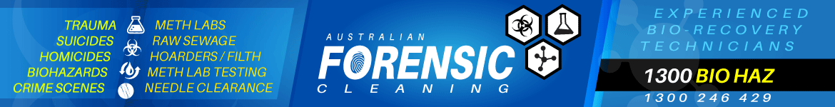 Melbourne Forensic Cleaning Contact Details